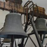 Zvony v kostele v Mostě