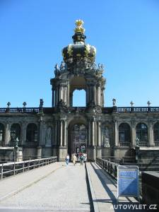 Zwinger - Dresden Germany